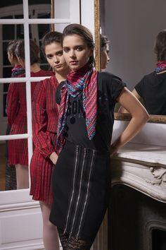 PRE-FALL 2016 Sonia by Sonia Rykiel / Vogue.com | For the Love of Fashion