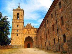 Monasterio de Irache, Ayegui, #Navarra #CaminodeSantiago