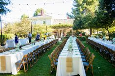 simple diy wedding decor reception setup design // photo by @SAAweddings
