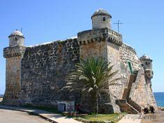 Fotka, Foto Španělská pevnost Cojimar poblíž Havany (Havana, Kuba)