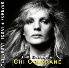 Thunder and Lightening - Chi Coltrane One Hit Wonder, Thunder And Lightning, Last Dance, Music Like, Yesterday And Today, Cd Cover, Motown, Soundtrack, My Hero