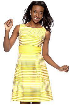 Kim Rogers® Stripe Sundress