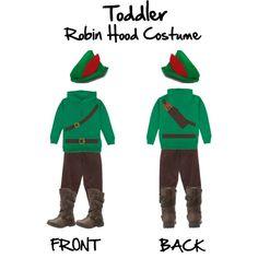 diy handmade kids robin hood and friar tuck halloween costumes robin hoods robins and hoods. Black Bedroom Furniture Sets. Home Design Ideas