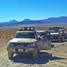 Bolivia #Travel #tours #offroad #4wd #Nissan #Bolivia #4x4