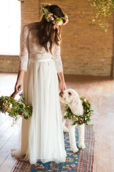 Boho wedding inspiration: http://www.stylemepretty.com/wisconsin-weddings/2015/05/27/luxurious-boho-warehouse-wedding-inspiration/ | Photography: Maison Meredith - http://www.maisonmeredith.com/
