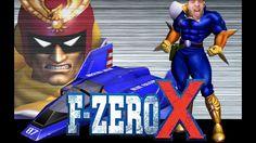 KEEP ON RACING | F-Zero X | Part 5 Finale