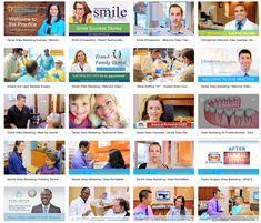 Video Marketing for Dentists Dental Surgery, Dental Implants, Green Gorilla, Dental Videos, Dental Crowns, Dental Hygienist, Health Matters, Orthodontics, Teeth Whitening