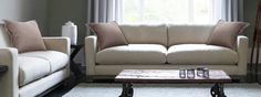 Farrow And Ball Living Room, Sofa, Couch, Furniture, Home Decor, Homemade Home Decor, Sofas, Home Furnishings, Interior Design