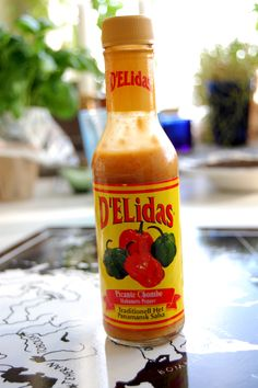"""Our customers say D'ELidas is the """"World's greatest hot sauce!"""" Get yours at: http://www.delidasusa.com/shop  Enjoy!"""