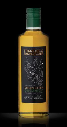 Francisco Pannocchia Olive Oil