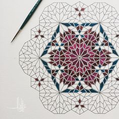 when the process is more beautiful than the result | throwback to maybe-I-should-have-stopped-here
