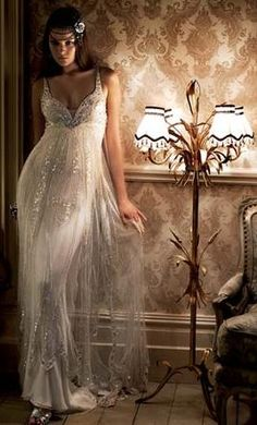 Jenny Packham Papillon JPB130, find it on PreOwnedWeddingDresses.com
