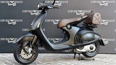 The Vespa 946 Emporio Armani