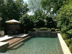 pool color, tile and coping