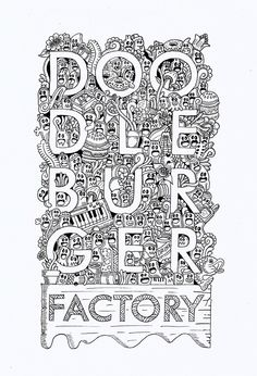 Doodle Burger Factory Project