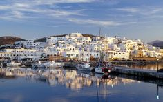 Paros Island in Greece - See Images