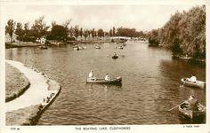Cleethorpes boating lake