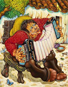 Ninetto Baracchi | pittore e scultore | cantore universale della vita popolare - quadri a olio, opere a olio, dipinti a olio.