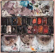 Winslow Homer's palette