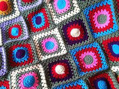 Ravelry: Parks and Rec: Ann Perkins' Afghan pattern by Brittany Coughlin