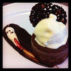 Massa para Bolo de Chocolate ou Petit Gâteau