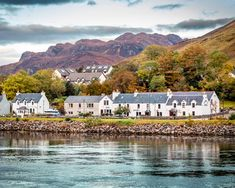 20 of the Best Villages to Visit in Scotland | Chasing the Long Road Scotland Vacation, World Map Wall, Fishing Villages, Brave, Remote, Good Things, Mansions, House Styles, Manor Houses