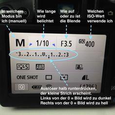 Wie stelle ich meine Kamera manuell ein?Mehr über den ISO-Wert, die Blende und…