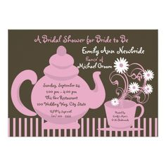 Tea Party Bridal Shower Personalized Invitations in each seller & make purchase online for cheap. Choose the best price and best promotion as you thing Secure Checkout you can trust Buy bestThis Deals          Tea Party Bridal Shower Personalized Invitations Online Secure Check out Q...