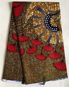 A personal favorite from my Etsy shop https://www.etsy.com/listing/489535431/african-print-fabric-dutch-wax-ankara
