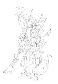 edouardguiton.com | Wrath of Kings | Edouard Guiton