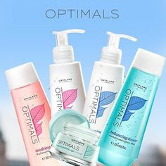 #Optimals has the best treatment for your skin, looking for the one that suits you.....ask us for a catalog #Oriflame