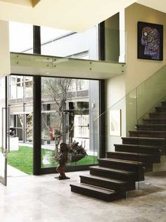 jvr architects, morningside home 1 , Johannesburg Modern Architecture, Architects, Stairs, House, Home Decor, Stairways, Stairway, Haus, Modernism
