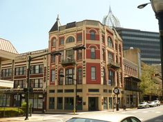 Mobile AL - Pincus building - S Dauphin Street