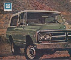 #GMC #vintage http://www.cardinaleway.com/