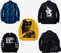 "3558e8a70566 Kolekcja Supreme ""Bruce Lee"" (Jesień 2013)"