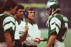 Dick Vermil former Head Coach Philadelphia Eagles