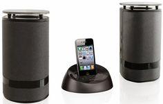 rogeriodemetrio.com: Sistema de alto-falante sem fio para iPod / iPhone...