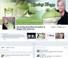 The Dating Pond Show - Kris Anderson provides insights that will change how you feel about dating. Pucker up, Princess! LIKE us to get FREE chapters: http://on.fb.me/KissingFrogsBook