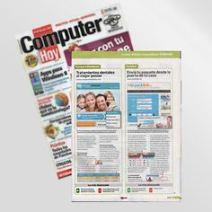 ComparaDentistas en Computer Hoy