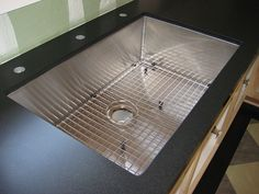 Oliveri Stainless Steel Sink. This Was A Great Value At Roughly $900. Its  Heavy