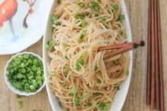 18 Noodle Recipes to Celebrate Chinese New Year via Brit + Co.