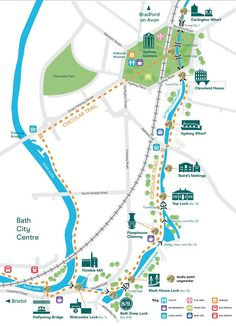 Kennet and Avon Canal Walks | Bath Canal | Canal & River Trust