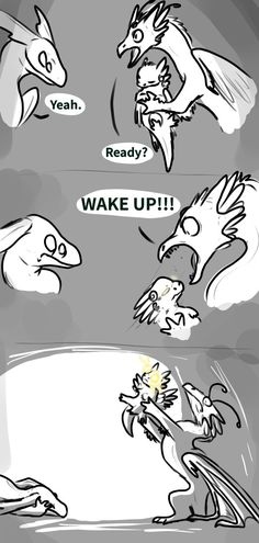 Fantasy Dragon, Dragon Art, Weird Creatures, Mythical Creatures, Anime Dubbed, Dragon Comic, Funny Comic Strips, Cute Animal Drawings Kawaii, Cool Monsters