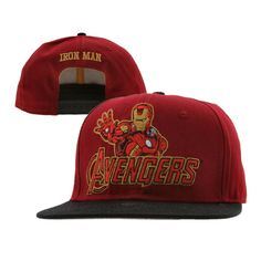6f6e21321f0 Marvel Snapback Hat  21 Kids Hats