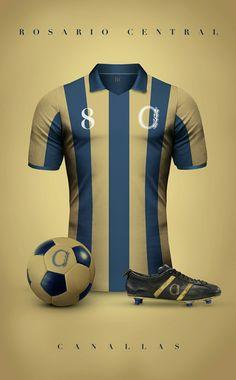 Futebol | Elegância & Sofisticação Rosario Central - Argentina Website www.rosariocentral.com