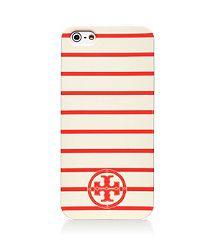 Stacked T Tromp Logo Hardshell Case for iPhone 5