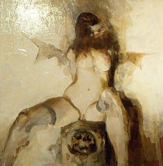 ashley wood - nudes
