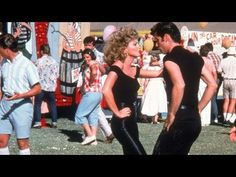 "Grease - Nos Tempos da Brilhantina - Clipe: ""You are the one that i want/We go together"" - YouTube"