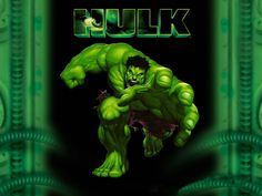 HD Hulk Wallpaper   http   www cartoonography com 667 hd hulk     Hulk the incredible hulk Cartoon Comic Anime Kids Boy Mouse Pad