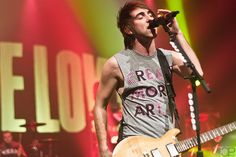 Alex Gaskarth. my life will be complete when I meet him.
